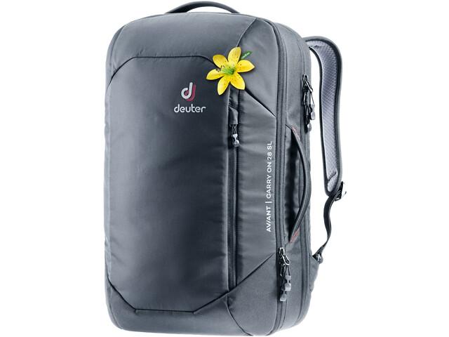 Deuter Aviant Carry On 28 SL Mochila de Viaje Mujer, black